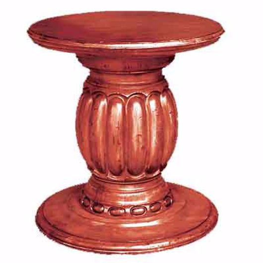 Picture of CARVED PEDESTAL – BASE ONLY