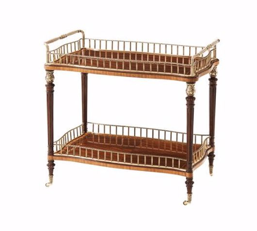 Picture of BLAIRE BAR CART