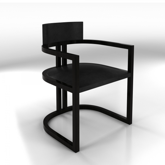 Picture of CHAIR GATSBY IN ASH