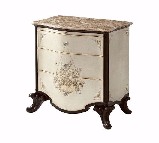 Picture of ARGENTO NIGHTSTAND