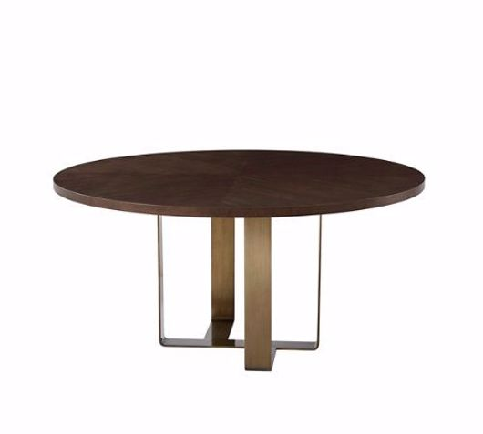 Picture of ADLEY ROUND DINING TABLE