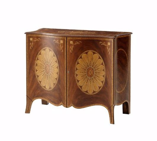 Picture of ANTONIA CHEST OF DRAWERS