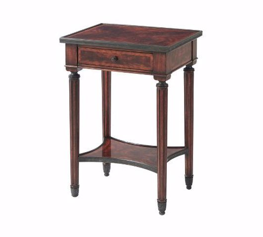 Picture of A RURAL RECTORY ACCENT TABLE