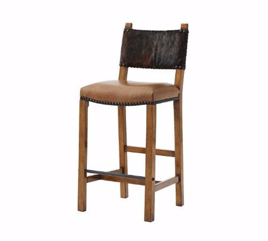 Picture of A DIRECTOR'S BAR CHAIR