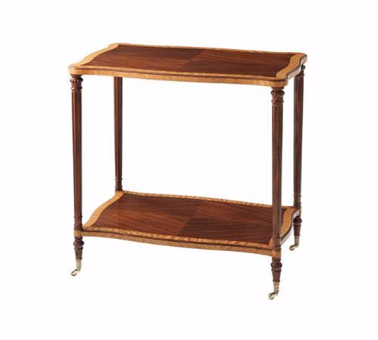 Picture of BLAIRE BAR CART II