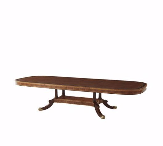 Picture of ALCOTT EXTENDING DINING TABLE II