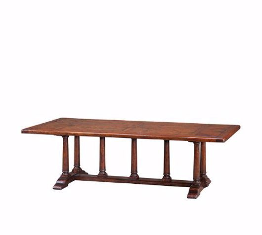 Picture of A MELLOW CLASSIC DINING TABLE