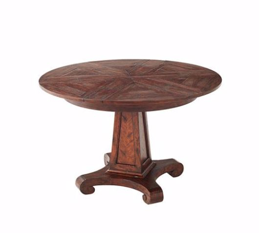 Picture of AN ANTIQUE FROM THE HALL DINING TABLE