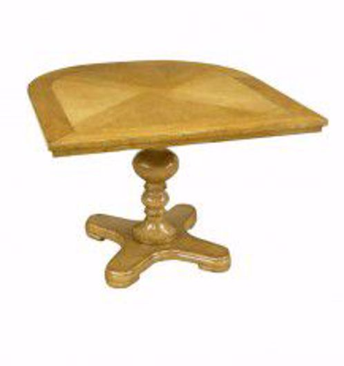 Picture of BANQUETTE PEDESTAL TABLE