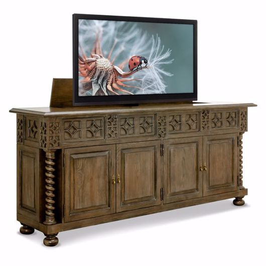 Picture of BANDERAS CREDENZA WITH TV LIFT