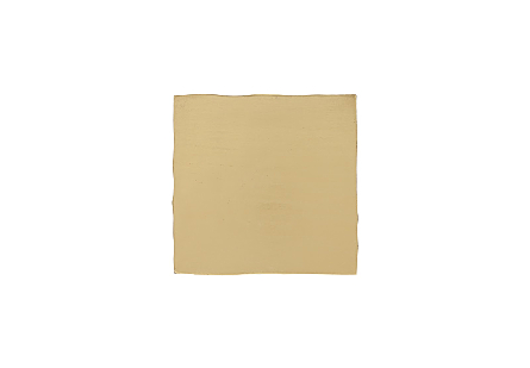 Picture of CRUMPLED PEDESTAL GOLD, LG