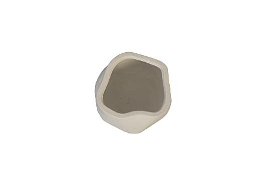 Picture of CLAIRE PLANTER WHITE, S