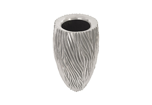 Picture of ALON PLANTER POLISHED ALUMINIUM