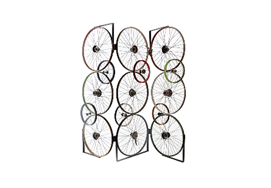 Picture of BICYCLE WHEEL SCREEN ASSORTED