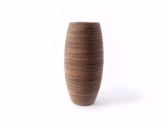 Picture of ELONGA PLANTER NATURAL WEAVE, MD