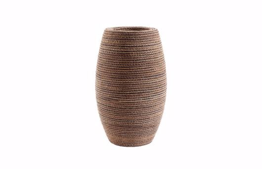 Picture of ELONGA PLANTER NATURAL WEAVE, SM