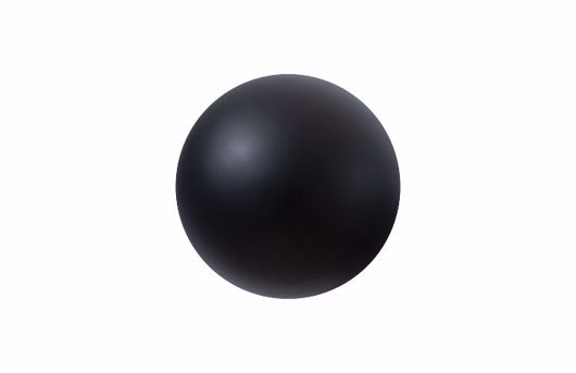 Picture of BALL ON THE WALL MATTE BLACK, MD