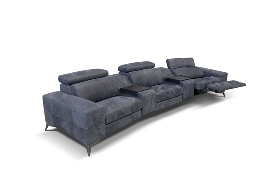 Picture of BACCO SECTIONAL