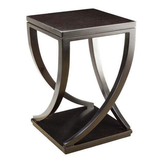 Picture of CLARIDGE CHAIRSIDE TABLE