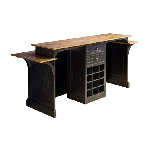 Picture of CHARLESTON BI-LEVEL SOFA TABLE