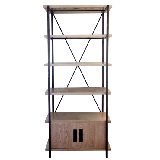 Picture of BOATHOUSE METAL BOOKCASE