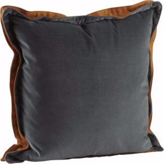 Picture of DOUBLE FLANGE 23X23 SQUARE THROW PILLOW