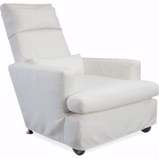 Picture of CABO LOUNGER OUTDOOR SLIPCOVERED CHAIR