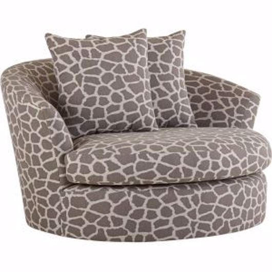Picture of LIDO OUTDOOR SWIVEL CHAIR