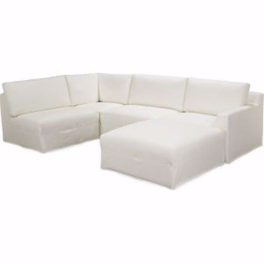 Picture of BERMUDA OUTDOOR SLIPCOVERED SECTIONAL SERIES