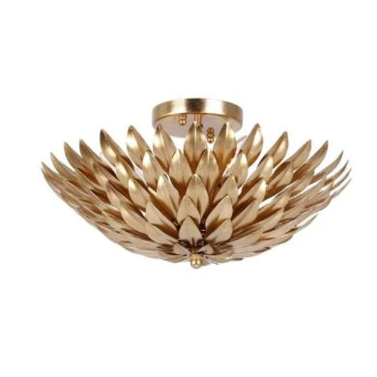 Picture of BROCHE - FOUR LIGHT FLUSH MOUNT