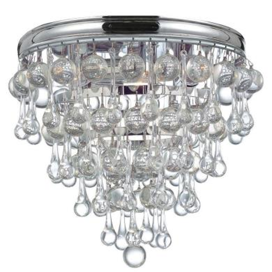 Picture of CALYPSO TRANSITIONAL 3 LIGHT CEILING MOUNT