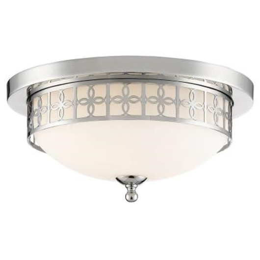 Picture of ANNIVERSARY - TWO LIGHT FLUSH MOUNT