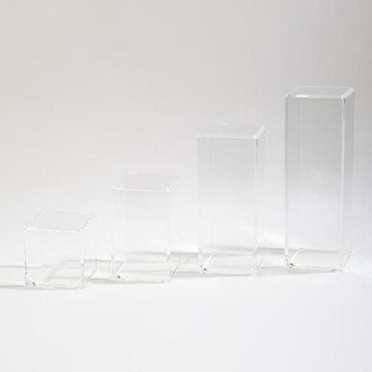 "Picture of 5"" ACRYLIC RISERS"