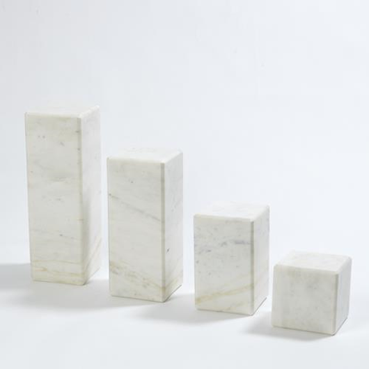 "Picture of 5"" MARBLE MINI PEDESTALS/RISERS"