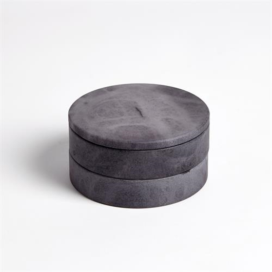 Picture of ALABASTER SWIVEL BOX-GREY