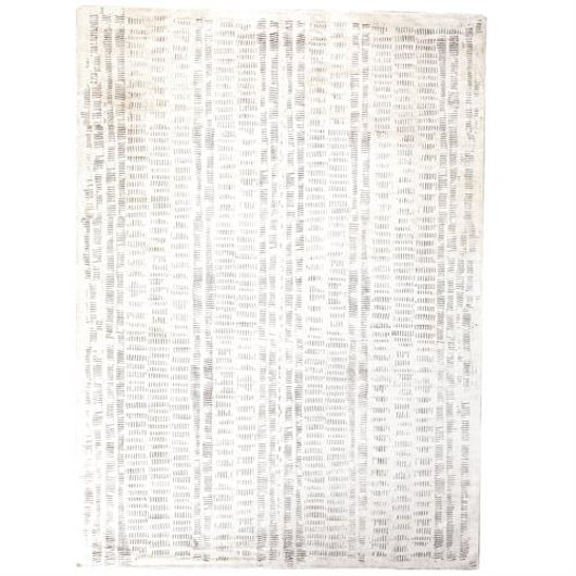 Picture of FREQUENCY RUG-CREAM/CHARCOAL