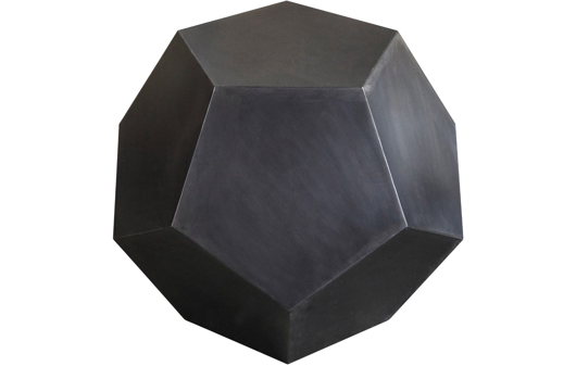 Picture of 12 PENTAGON SIDE TABLE