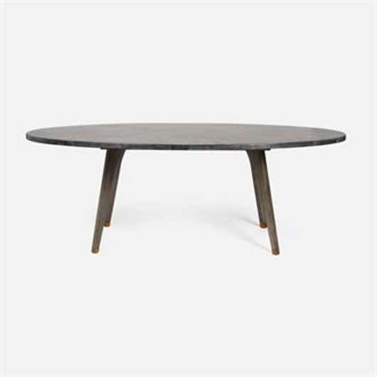 Picture of ALDER OVAL DINING TABLE