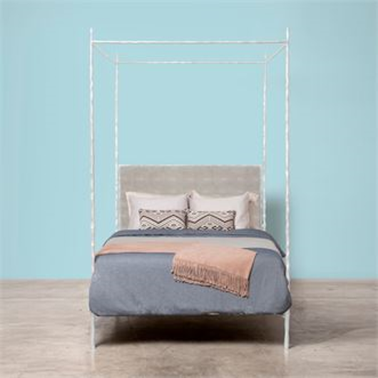 Picture of BRENNAN SHORT CANOPY BED