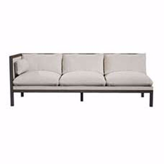 "Picture of ALDUS 80"" LEFT ARM SOFA"
