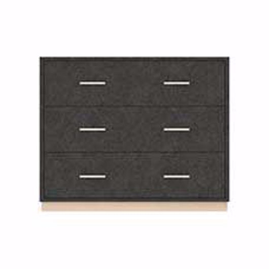 Picture of ALMA 3-DRAWER CHEST