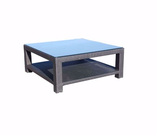 """Picture of CHORUS 42"""" SQUARE COFFEE TABLE"""