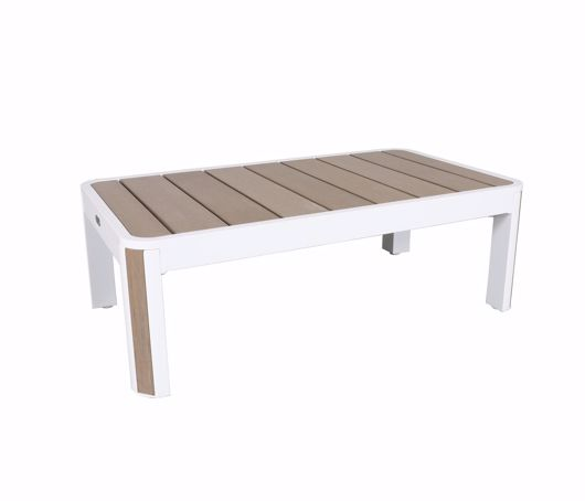 """Picture of DECO 43"""" X 24"""" RECTANGULAR COFFEE TABLE"""