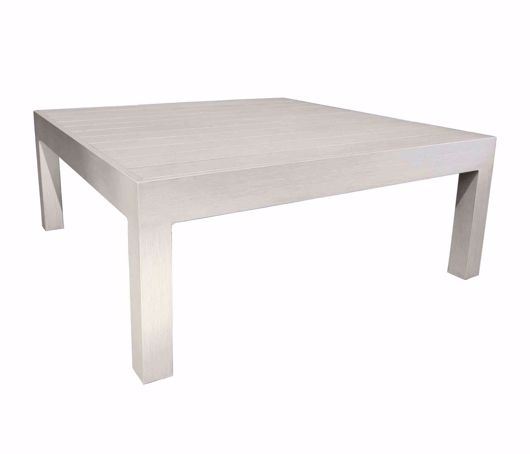 """Picture of LAKEVIEW 43"""" SQUARE COFFEE TABLE"""