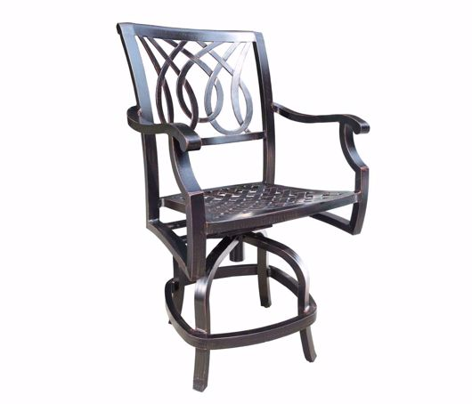 Picture of BLOOM BALCONY STOOL