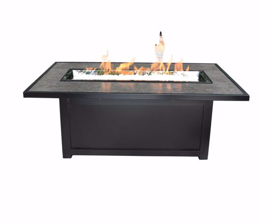 """Picture of GRAMERCY 58"""" X 36"""" X 23"""" OUTDOOR FIRE PIT"""