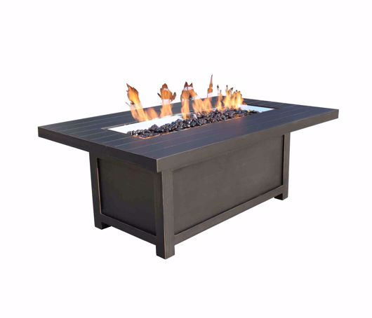 """Picture of MONACO 58"""" X 38"""" X 20"""" OUTDOOR FIRE PIT"""