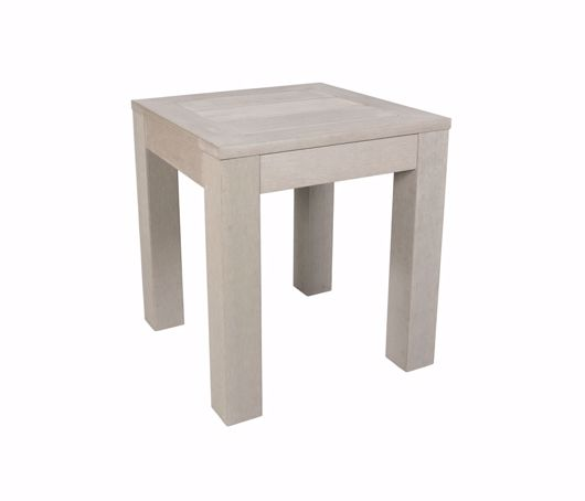 """Picture of CHATEAU 24"""" SQUARE SIDE TABLE"""