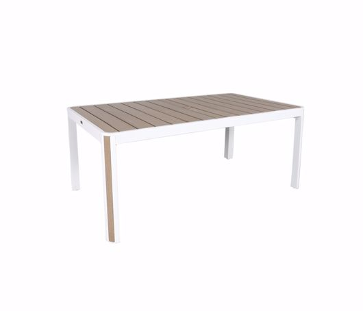"""Picture of DECO 71"""" X 42"""" RECTANGULAR DINING TABLE"""