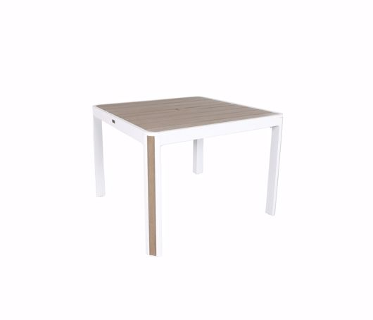 """Picture of DECO 42"""" SQUARE DINING TABLE"""